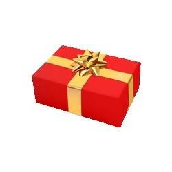 Emballage cadeau 5€